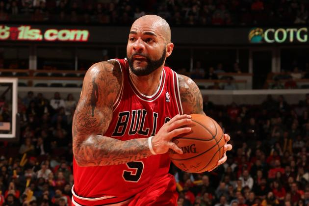 Bulls Reportedly Won't Amnesty Carlos Boozer Unless Chicago Can Sign Superstar