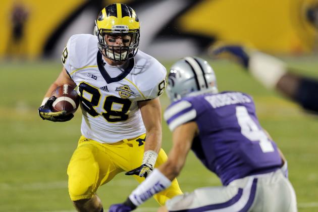 Michigan Football: What Jake Butt's ACL Injury Means for the Wolverines