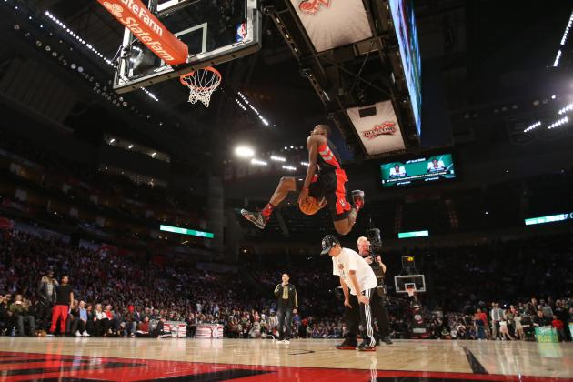 In Defense of the Greatest Spectacle in Sports, the NBA Slam Dunk Contest