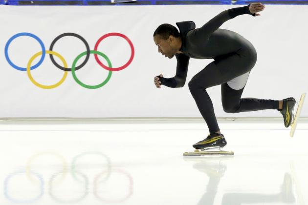 Sochi 2014: Is 1,500-Meter Race the Last Gasp for U.S. Star Shani Davis?