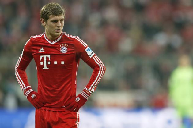 Why Bayern Munich Must Meet Toni Kroos's Wage Demands