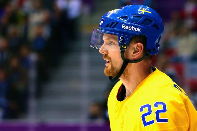 Despite the Loss of Henrik Zetterberg, Sweden Can Still Win Hockey Gold