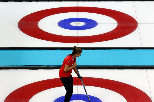 Curling Men and Women's Round Robin Results from Day 8 of Olympics 2014