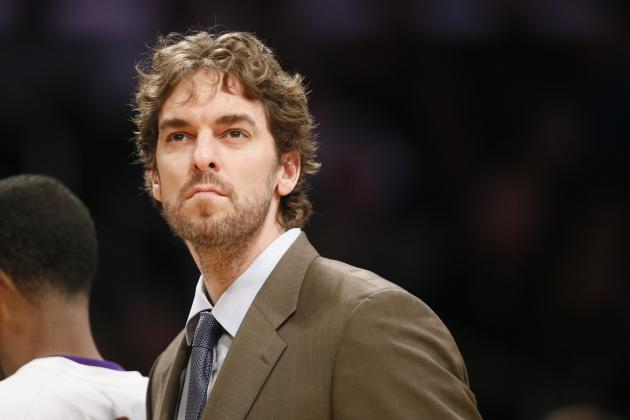 Why the Los Angeles Lakers Should Not Trade Pau Gasol