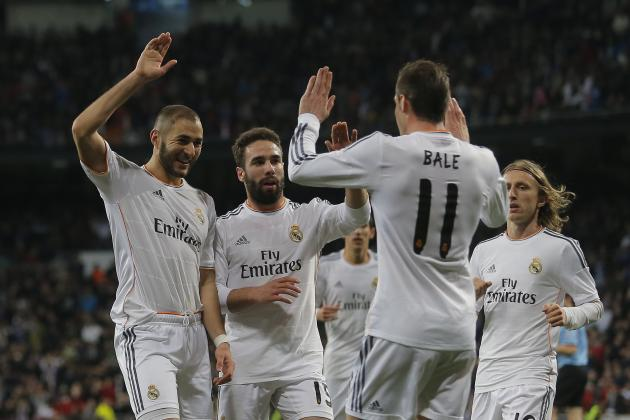Getafe vs. Real Madrid: Date, Time, Live Stream, TV Info and Preview