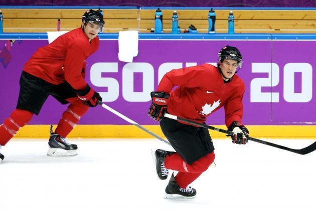 Team Canada Olympic Hockey 2014: Analyzing Sidney Crosby's Chris Kunitz Problem