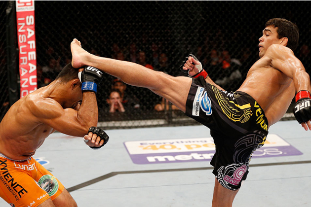 UFC Fight Night 36: Machida vs. Mousasi Analysis (feat. Roni Taylor)
