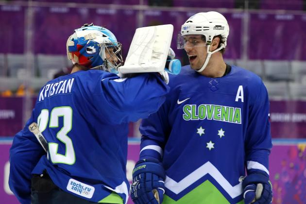 Slovakia vs. Slovenia: Score and Recap from 2014 Winter Olympics