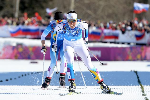 Cross-Country Skiing Medal Results, Times from Olympics 2014 Women's 4x5km Relay