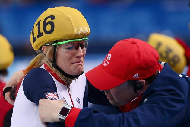 British Skater Elise Christie Deletes Twitter Account After Online Abuse