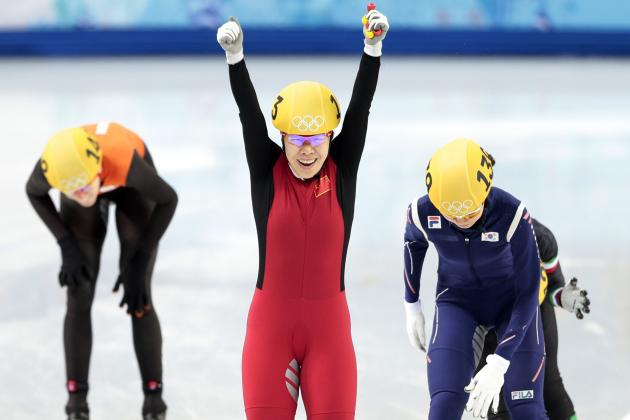 Olympic Speedskating Results 2014: Women's Short Track 1500m Medal Winners