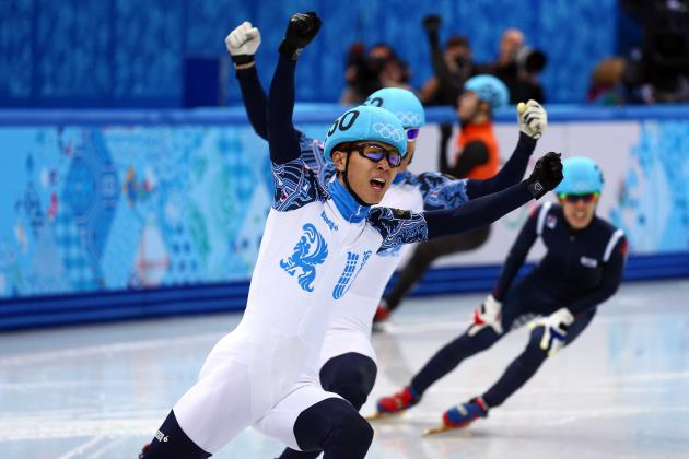 Olympic Short-Track Men's, Women's Speedskating 2014: Live 1000m, 1500m Results