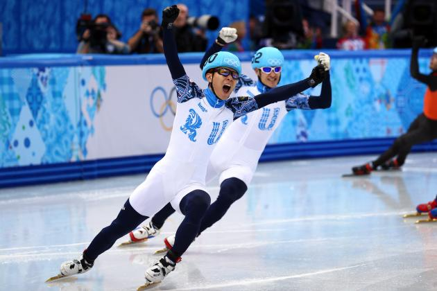 Olympic Speedskating Results 2014: Men's Short Track 1000m Medal Winners