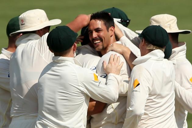 South Africa vs. Australia, 1st Test: Day 4 Video Highlights, Scorecard, Report