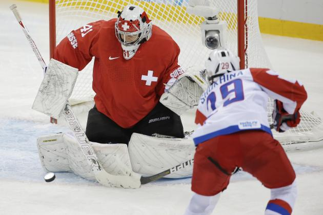 Switzerland vs Russia Women's Hockey: Score, Recap of 2014 Olympics Quarterfinal