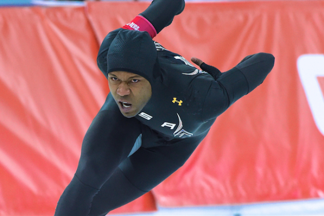Shani Davis Fails to Medal in Men's 1,500-Meter Final at Sochi 2014 Olympics