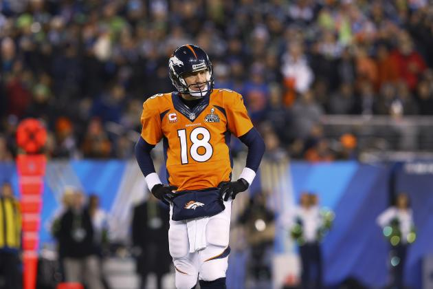 Why Super Bowl XLVIII Was a One and Done for Peyton Manning and the Broncos