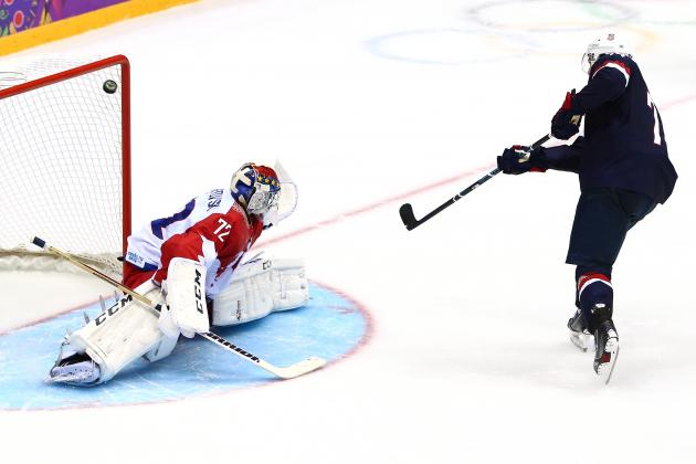 USA vs. Russia: Final Grades and Analysis for Team USA