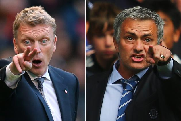 Jose Mourinho Doesn't Need to Bother with David Moyes as He Ramps Up Mind Games