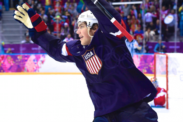 USA vs. Russia: Score and Recap from 2014 Winter Olympics