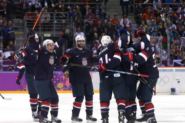Olympic Hockey 2014: Scores and Latest Men's and Women's Standings After Day 8