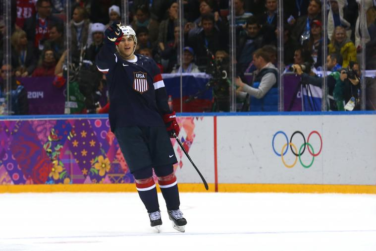 Americans' Reactions to T.J. Oshie's Game-Winner Are Fantastic