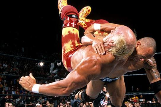 WWE Classic of the Week: Remembering the Rock vs. Hulk Hogan at No Way out 2003