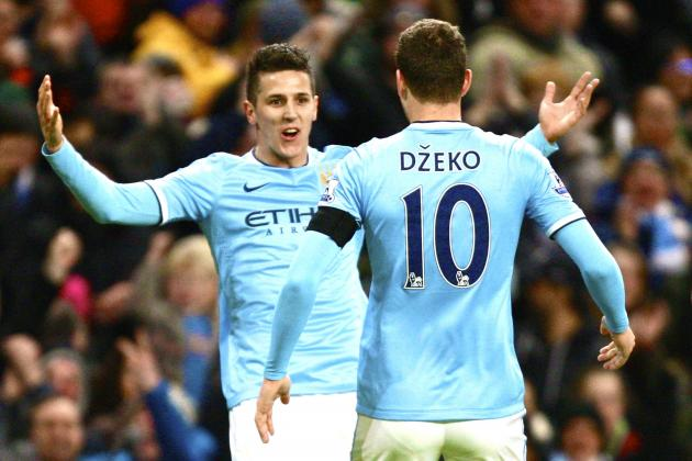 Manchester City vs. Chelsea: FA Cup Live Score, Highlights, Report