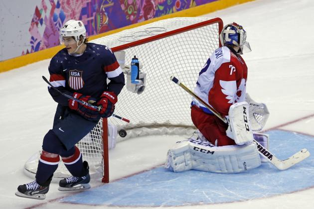 USA vs. Russia: Olympic Ramifications from Pivotal Hockey Clash