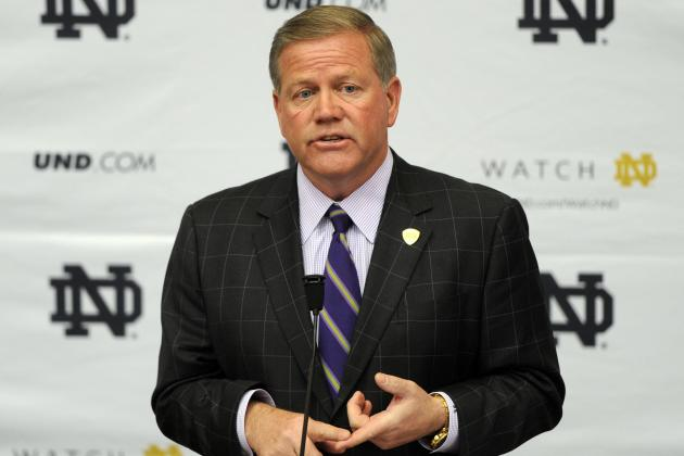 Notre Dame Football: Ranking the Fighting Irish's 2015 Recruiting Needs