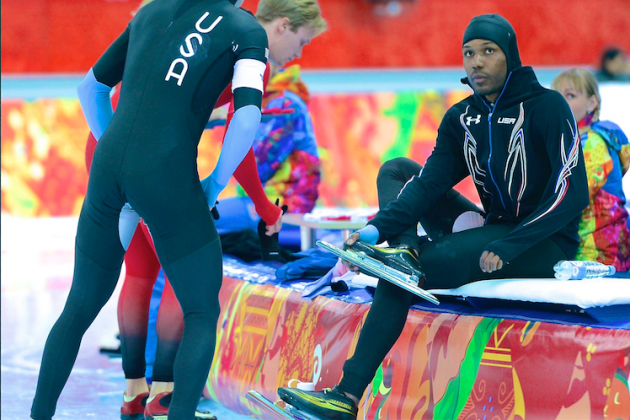 U.S. Speedskaters Out of Excuses After Men Flop in Olympic 1,500 Meters
