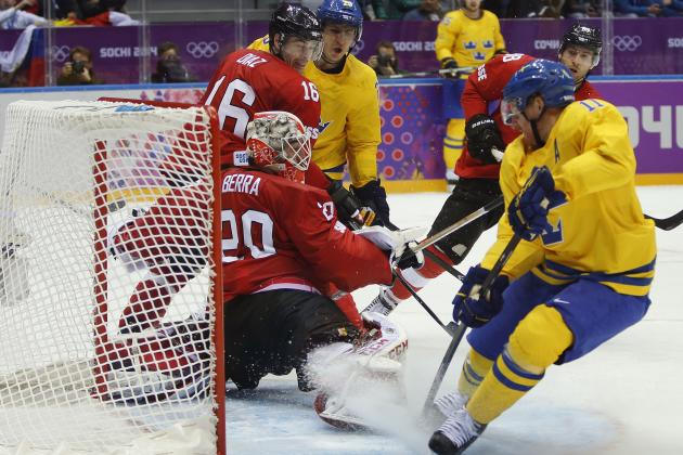Sweden vs. Latvia: Score and Recap from 2014 Winter Olympics