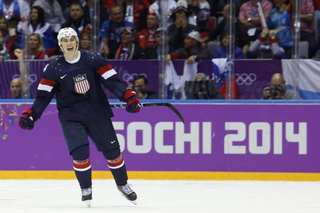 USA Hockey Schedule: Previewing Group A Finale Against Slovenia