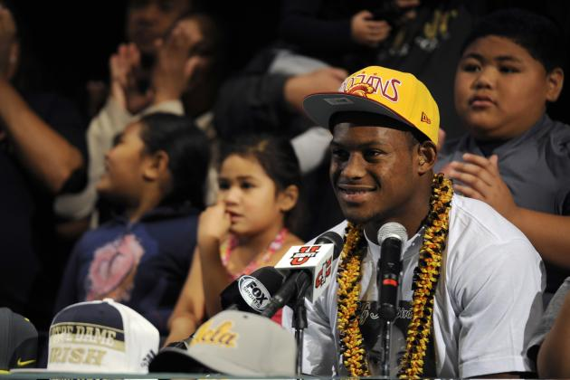 USC Football Recruiting: 2014 Class Has Trojans Poised to Take Next Step