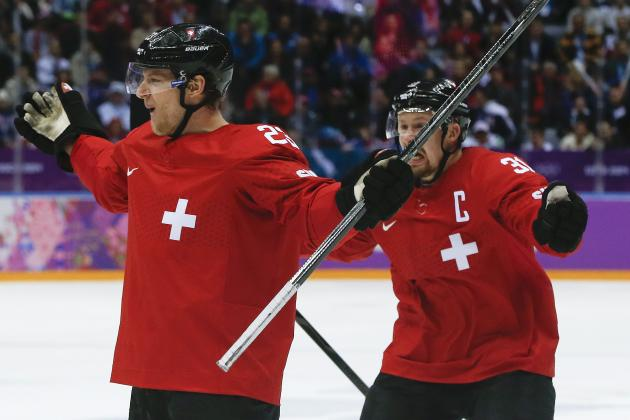 Switzerland vs. Czech Republic: Score and Recap from 2014 Winter Olympics