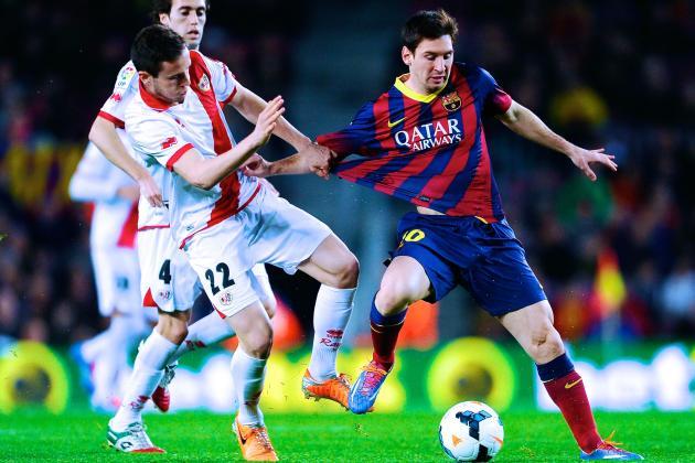 Barcelona vs. Rayo Vallecano: La Liga Live Score, Highlights, Report