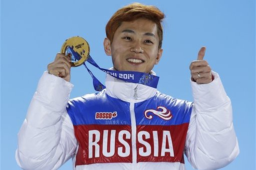 Olympic Speedskating: Korean Transplant Victor An Finds Golden Home in Russia