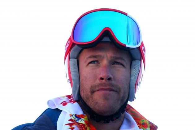 Bode Miller Wins Bronze Medal in Men's Super G Final at Sochi 2014 Olympics