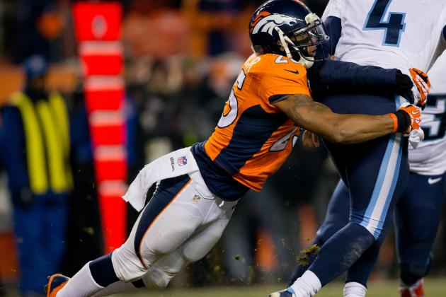 Broncos Cornerback Says He Is Ahead of Schedule