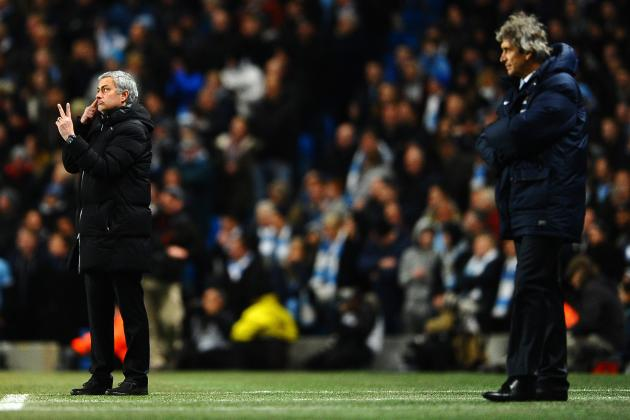Manuel Pellegrini Lands One on Jose Mourinho as Man City Stay in Quadruple Hunt