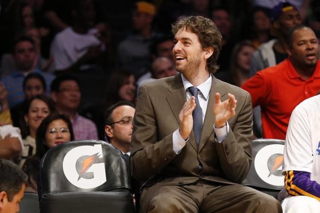 NBA Rumors: Latest Buzz on Pau Gasol, Anderson Varejao and More