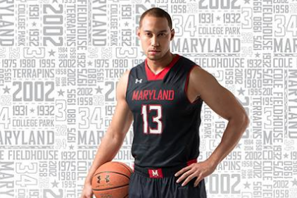 Under Armour Unveils New Maryland Uniforms vs. Duke
