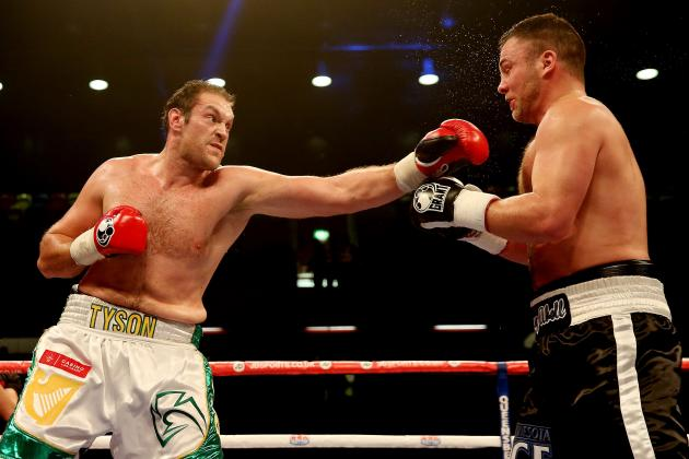 Tyson Fury vs. Joey Abell: Winner, Recap and Analysis