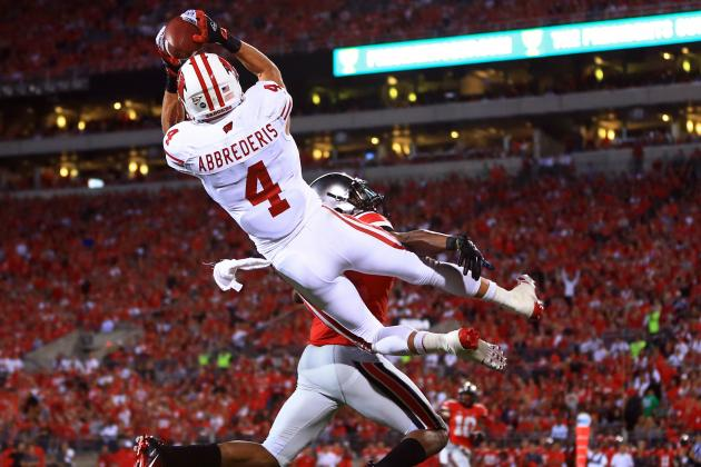 Jared Abbrederis NFL Draft 2014: Highlights, Scouting Report for Packers WR