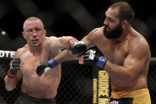 GSP: I'd Fight Anderson Silva, Brock Lesnar If It Was a Fair Fight