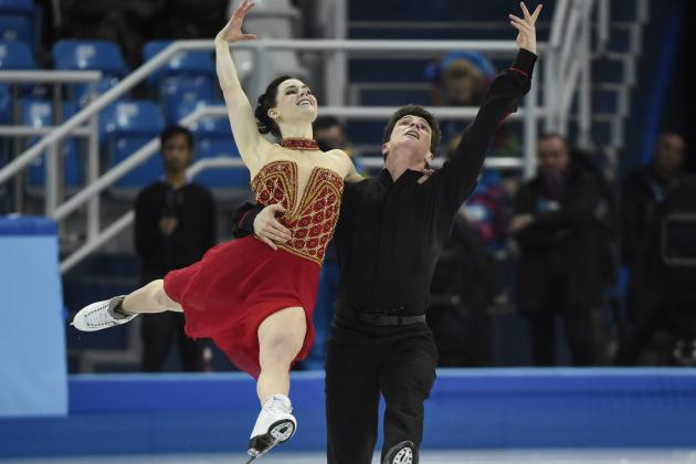 Olympic Figure Skating 2014: Schedule, TV Info and Team Predictions for Day 9