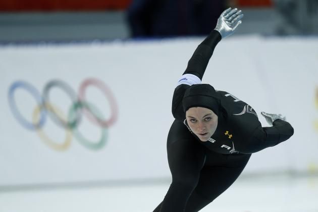 Olympic Speedskating 2014: Schedule, TV Info, Team Medal Predictions for Day 9