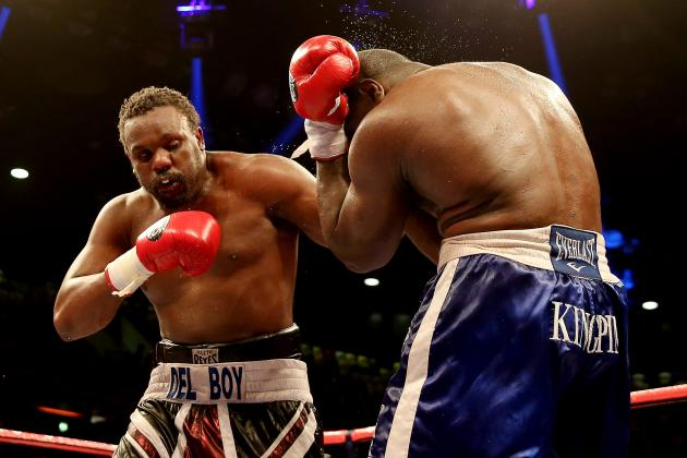 Chisora vs. Johnson Results: Winner, Scorecard and Analysis