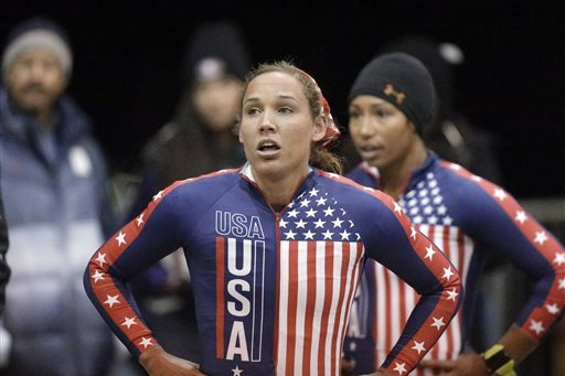 Lolo Jones Doesn't Need Podium Finish in Bobsled for Sochi Games to Be Success