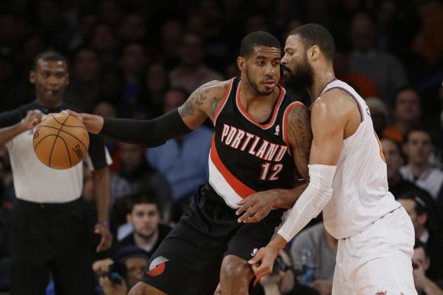 Breaking Down How LaMarcus Aldridge Lifts Portland Trail Blazers Offense